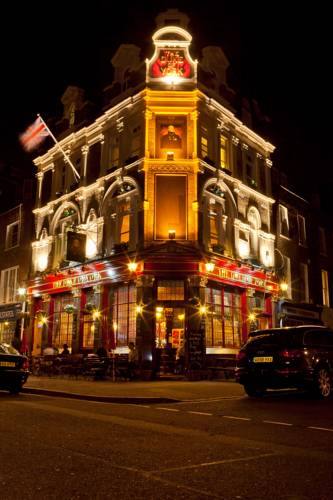 Emporium Inns at the Duke of York in London
