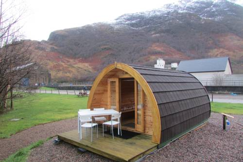 Glamping Pods in Scotland