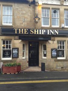 The Ship Inn in Northumberland