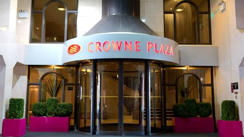 Crowne Plaza Chester in Chester