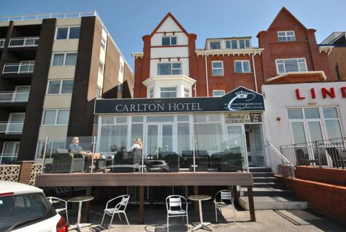 The Carlton Hotel in Blackpool
