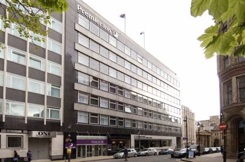 Premier Inn Birmingham City (Waterloo St) in Birmingham