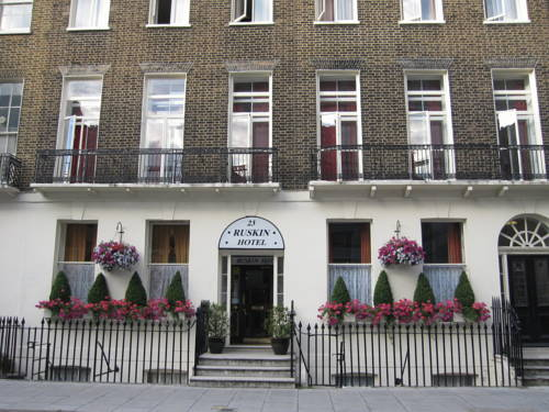Ruskin Hotel - BandB in London