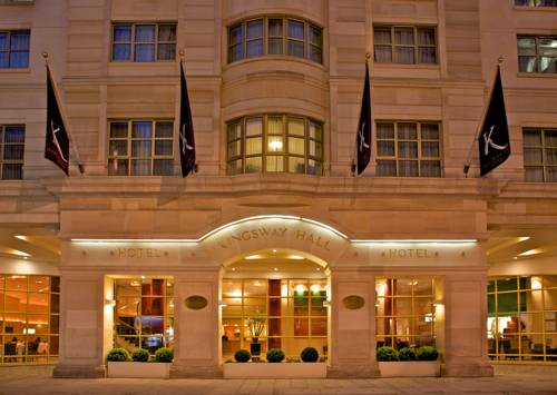 Kingsway Hall Hotel in London