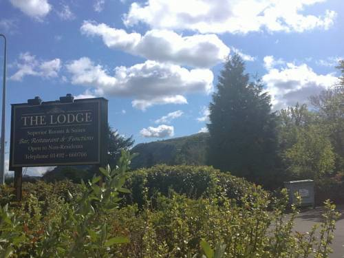 The Lodge Hotel in Betws-y-Coed