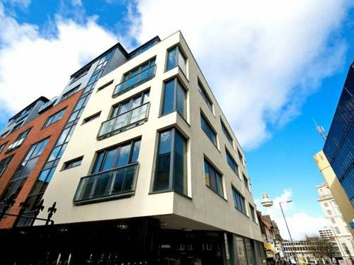 Staycity Serviced Apartments - Mount Pleasant in Liverpool