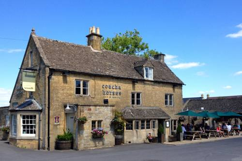 The Coach And Horses in Cotswolds