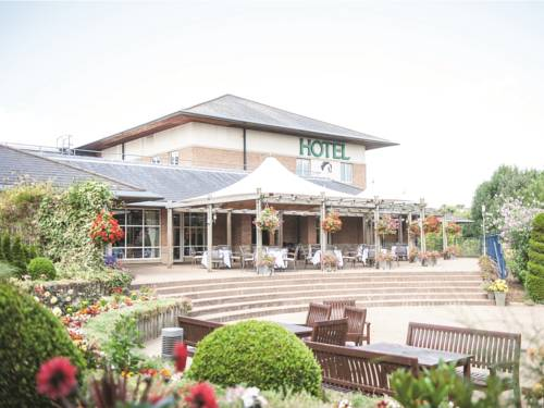 Thorpe Park - A Shire Hotel and Spa