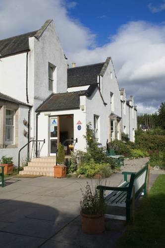Cairngorm Lodge Youth Hostel in Scotland