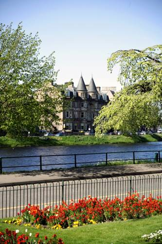 Best Western Inverness Palace Hotel and Spa in Scotland