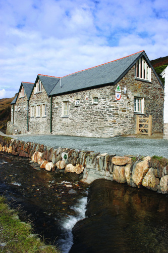 YHA Boscastle in Cornwall
