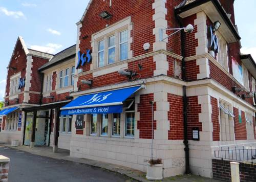Isis Restaurant and Hotel in Bolton