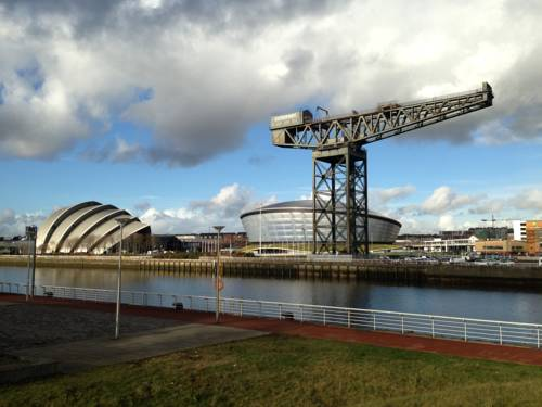 Exhibition Centre Apartments in Glasgow