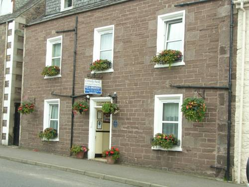 Comelybank Guesthouse in Scotland