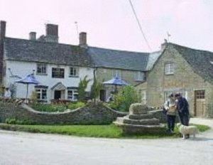 The Plough Inn in Cotswolds