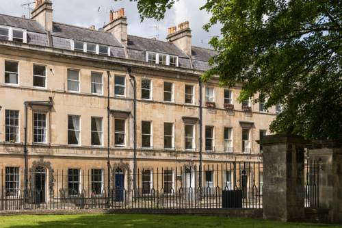 Jane Austen's Luxury Apartments in Bath