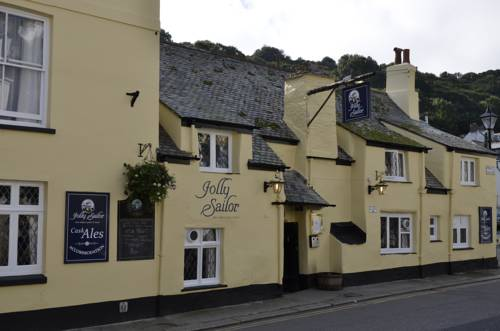 Jolly Sailor Inn in Cornwall