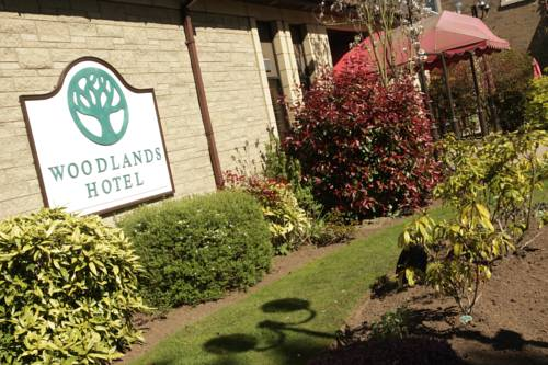 Best Western Woodlands Hotel in Dundee