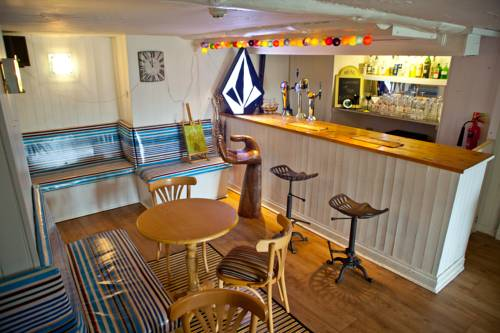 The Blue Room Hostel in Cornwall