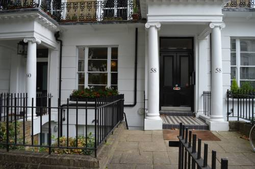 hotels accommodation near kensington palace
