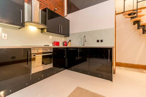 Stunning City Centre Apartment in Manchester