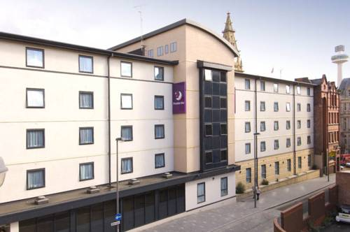 Premier Inn Liverpool City Centre - Moorfields