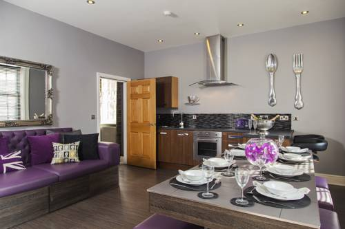 Epic Serviced Apartments in Liverpool