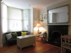 Clapham - magnificent new two-bed flat with private garden