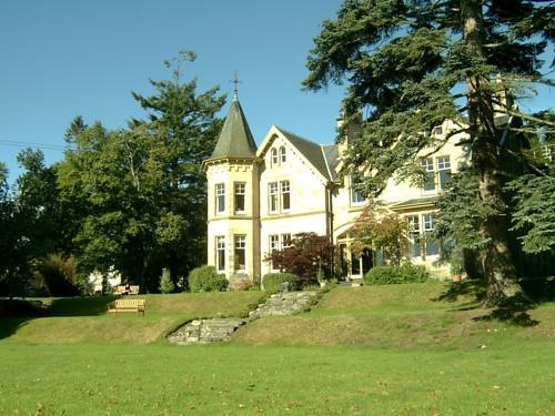 Tigh na Sgiath Country House Hotel in Region Center