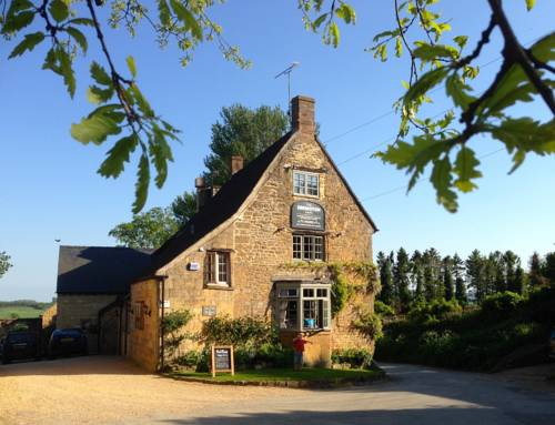 The Ebrington Arms in Cotswolds