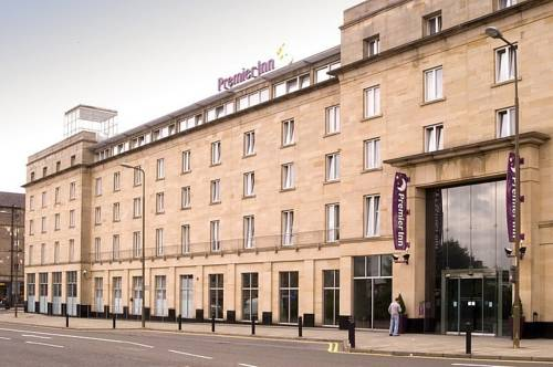 Premier Inn Edinburgh City - Haymarket