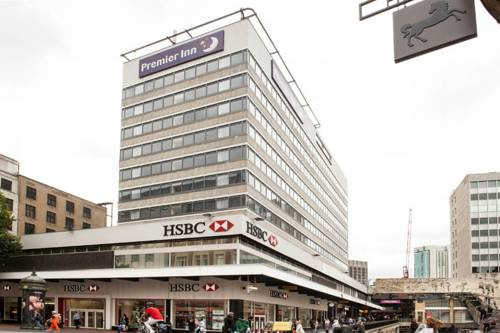 Premier Inn Birmingham City Centre - New Street in Birmingham