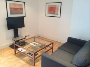 Oxford Circus Apartments in London