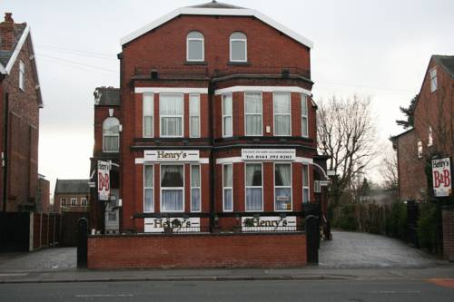 Henry's Guest House in Manchester