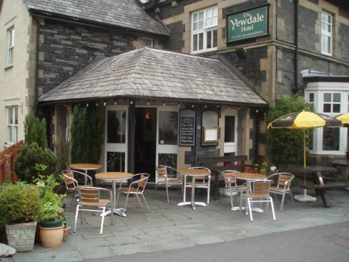 The Yewdale Inn in Windermere