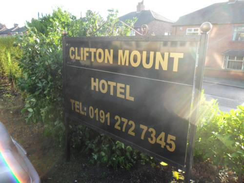 Clifton Mount Hotel in Northumberland