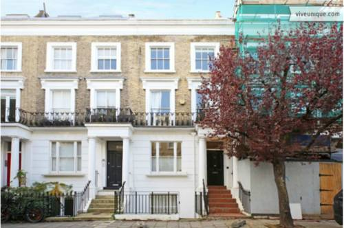 Vive Unique - Courtnell Street, Notting Hill Townhouse