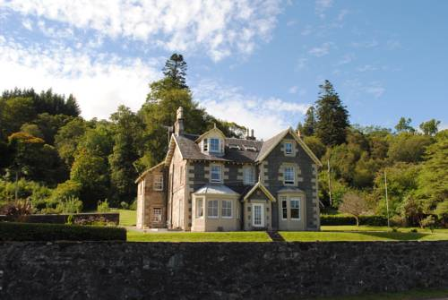 Allt-Na-Craig House in Scotland