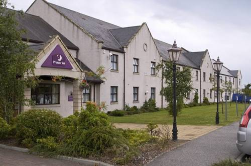 Premier Inn Elgin in Scotland