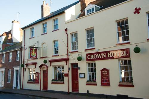 Crown Hotel in Bournemouth