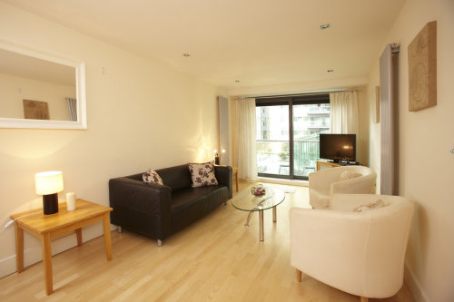 Dockside Serviced Apartments in London