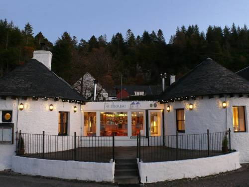 The Pierhouse Hotel in Scotland