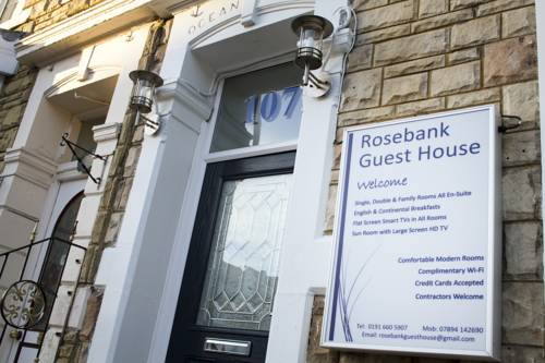 Rosebank Guest House in Northumberland