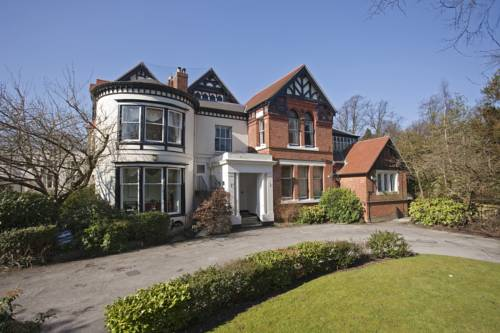 Harborne Hall in 