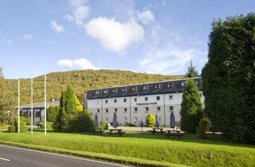 The Caledonian Hotel in Fort William
