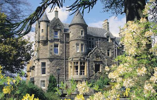 Knock Castle Hotel and Spa in Scotland