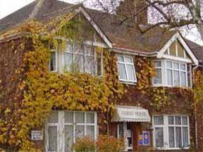 Ashtrees Guest House in Cambridge