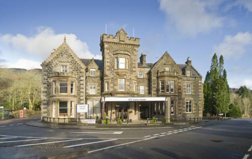 The Tarbet Hotel in Scotland
