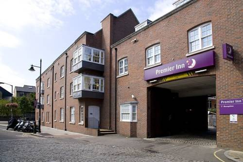 Premier Inn London Southwark Borough Market in London
