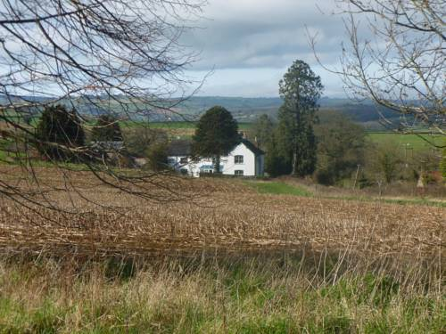 Backways Farmhouse in Devon